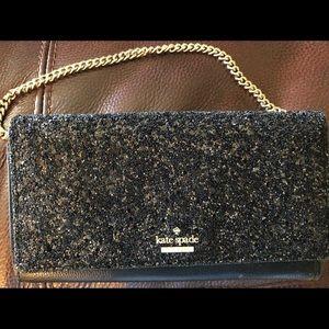 Kate Spade pouch clutch